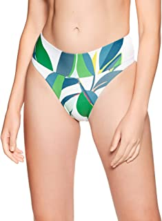 Rip Curl Palm Bay Hi Waist Cheeky Bikini Bottoms