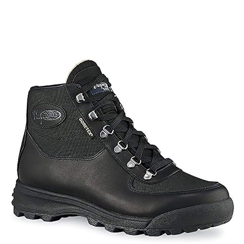 Vasque Men's Skywalk GTX Backpacking Boots Jet Black 8.5 M & Knit Cap Bundle