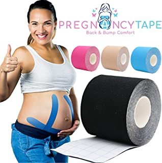 Best kinetic tape for pregnancy Reviews
