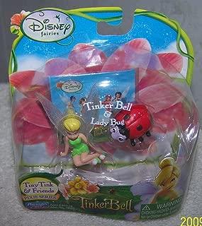 Disney Fairies *Tiny Tink & Friends* Tinker Bell & Ladybug