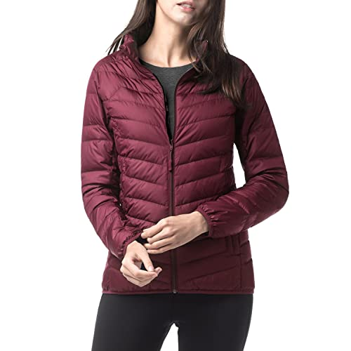 36f2d8cfc6 LAPASA Women s Down Jacket - 550FP Duck Down Filling - Winter Puffer