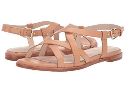 Cole Haan Analeigh Grand Strappy Sandal (Sahara Leather) Women
