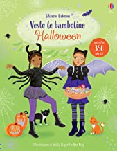 Permalink to Halloween. Vesto le bamboline. Con adesivi. Ediz. a colori PDF