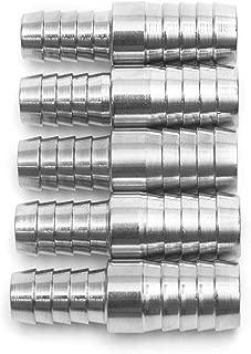 LTWFITTING Bar Production Stainless Steel 316 Barb Splicer Mender 1/2
