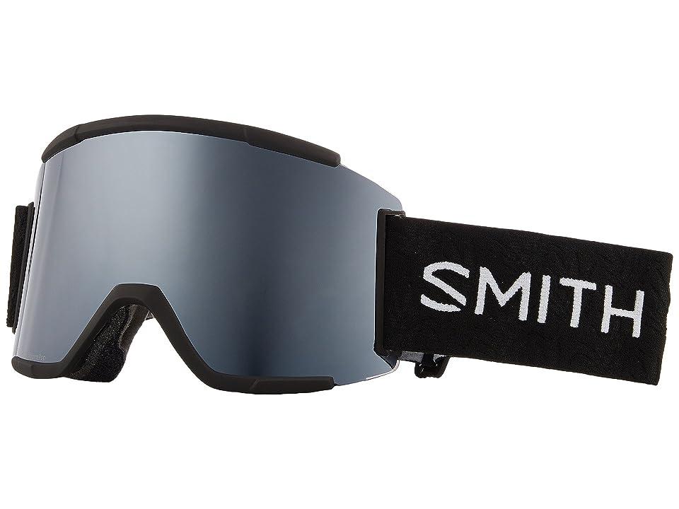 Smith Optics Squad XL Goggle (Mean Folk Frame/Chromapop Sun Platinum Mirror/Chromapop Storm Ro) Snow Goggles