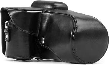 MegaGear Nikon D3300, D3200 (18-55mm) Ever Ready Leather Camera Case