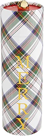 Mud pie H0 Christmas Tartan cheminée match Tube Set 42600612 Choisir Design
