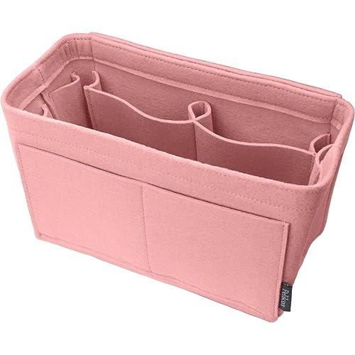 575a716dcf Pelikus Felt Purse & Tote Organizer Insert/Multi-Pocket Handbag Shaper