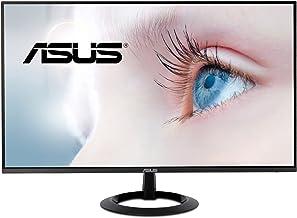 "ASUS 23.8"" 1080P Monitor (VZ24EHE) - Full HD, IPS, 75Hz, 1ms, Adaptive-Sync/FreeSync, Low Blue Light, Flicker Free, Ultra-..."