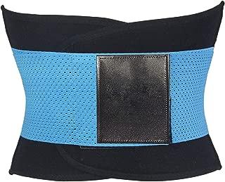 Queenral Waist Trainer Sport Slim Belt Waist Cincher Trimmer Slimmer Body Shaper Fat Burner…