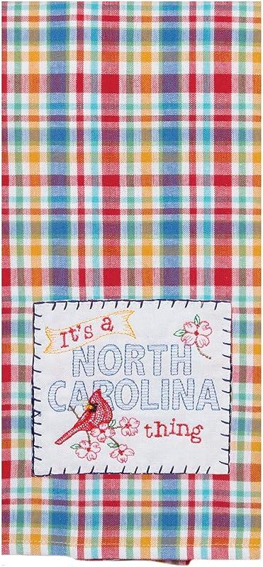 Kay Dee Designs ST Thing N Carolina APQ Tea Dish Towel 18 X 28 Various