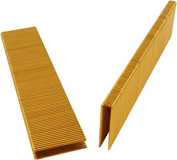 B /& C Eagle 5,000 per box B/&C Eagle BCS-1516 2-Inch Length x 1//2-Inch Crown x 15 Gauge Galvanized Flooring Staples