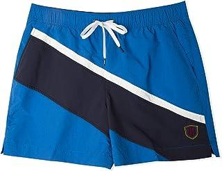 تومي هيلفجر شورت رياضة للجنسين , مقاس L , اللون متعدد الالوان