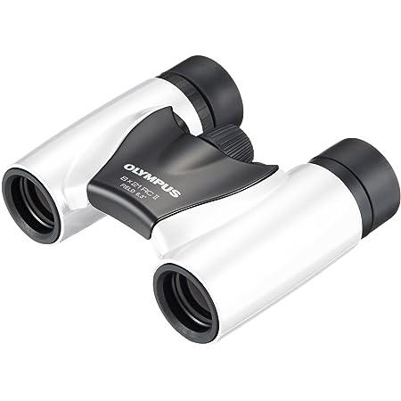 OLYMPUS ダハプリズム双眼鏡 8x21 RCII パールホワイト 小型軽量モデル