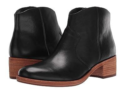 Kork-Ease Casper (Black Full Grain Leather) Women