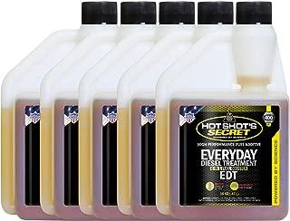 Hot Shot's Secret Special_57 Everyday Diesel Treatment EDT 16 oz. Squeeze 5-Pack, 80. Fluid_Ounces