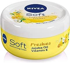 NIVEA Soft Moisturizing Cream, Tropical Fruit Freshies, 200 ml