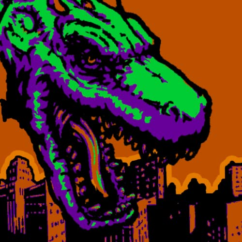 Monster Eats City
