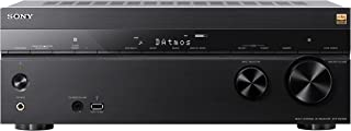 Sony STR-DN1080 7.2-ch Surround Sound Home Theater AV Receiver: 4K HDR, Dolby Atmos, Bluetooth, WiFi, Google Chromecast