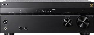 Sony STR-DN1080 7.2-ch Surround Sound Home Theater AV Receiver: 4K HDR, Dolby Atmos, Bluetooth, WiFi, Google Chromecast & ...