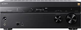 Sony STR-DN1080 Surround Sound Receiver: 7.2 Channel Dolby Atmos Home Theater AV Receiver with Bluetooth and Wifi