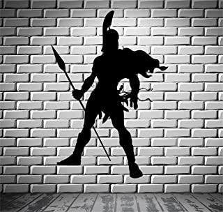 Family-decal Wall Stickers Art Decor Decals Sparta Spartan Soldier Warrior Military