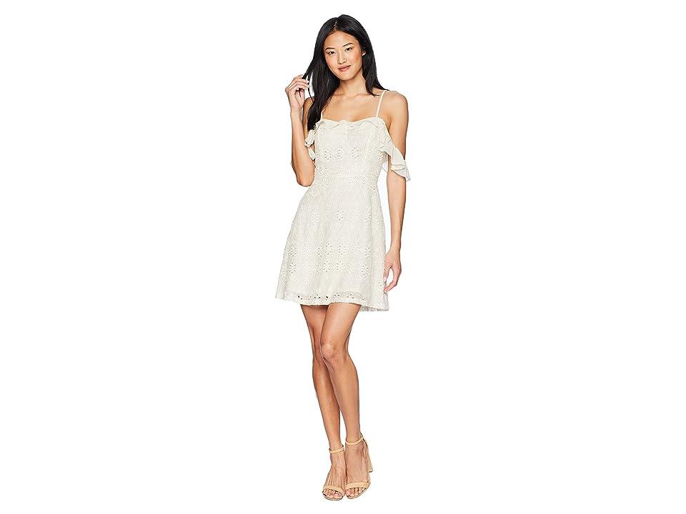 ASTR the Label Kristin Dress (Cream) Women