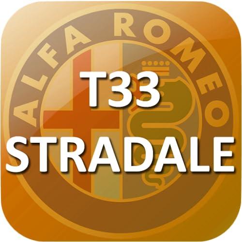 Alfa Romeo T33 Stradale