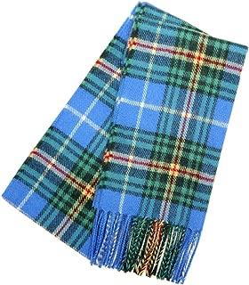 Highlander Lambswool Tartan Scarf - Nova Scotia Modern