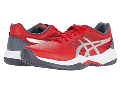 ASICS Gel-Game 7 (Classic Red/Pure Silver) Men