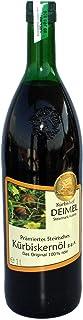 Kürbishof DEIMEL - 1L Oryginalny styryjski olej z pestek dyni z Austrii - produkt nagrodzony - z gwarancją pochodzenia