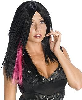 Best black wig with pink streaks Reviews