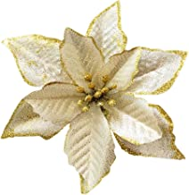 Best white gold christmas decorations Reviews