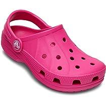 [Size 6.5 Kids] crocs Kids Unisex Ralen K Clogs