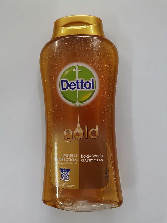 グレートバリアリーフポータルレンジDettol クラシッククリーンボディローション250ミリリットル - 細菌非食用風呂-kills 99.9% - 毎日の細菌を防ぎます