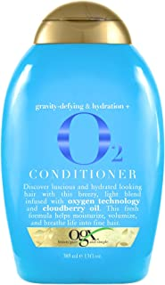 Ogx Conditioner O2 13 Ounce (384ml) (3 Pack)