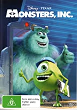 Monsters, Inc (DVD)