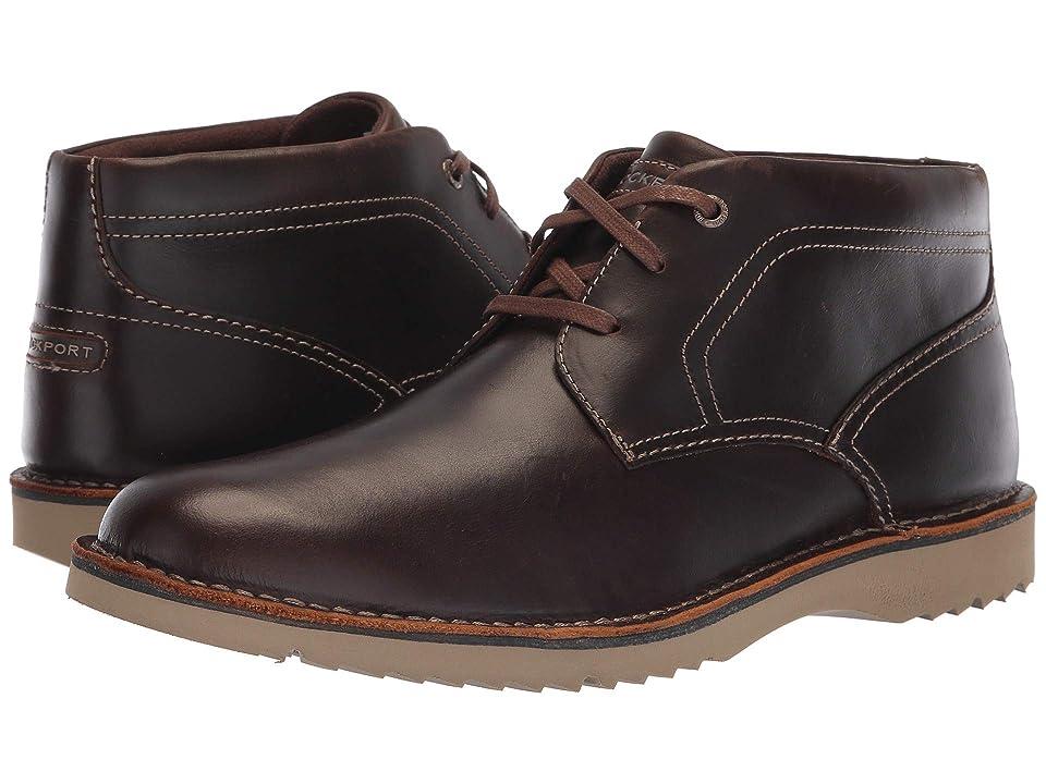 Rockport Cabot Chukka (Beeswax Leather) Men