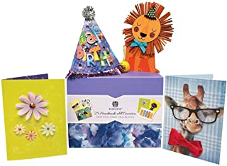 Handmade All Occasion Greeting Card (25 Count)