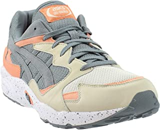 ASICS Mens Gel-Diablo Athletic Shoes, Grey, 9.5