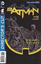 Batman Zero Year Directors Cut #1 Comic Book