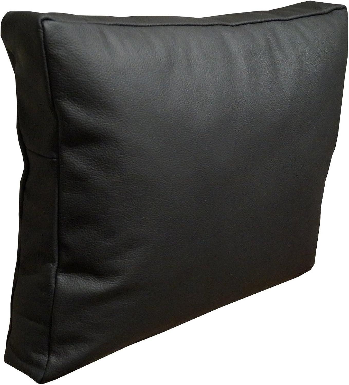 Schwarz Echt Lederkissen Sofa Deko Kissen Echtleder Rückenkissen Rückenkissen Rückenkissen Rindsleder Leder modell P&Z (30 x 50cm) B077DMWHR9 24109d