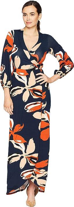 Greenwich Wrap Dress