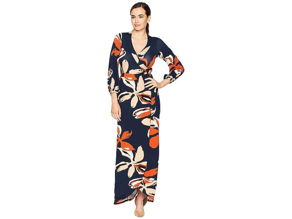 Rachel Pally Greenwich Wrap Dress (Pop Floral) Women