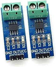2 X 5A Range Electrical Parts Current Sensor Module ACS712