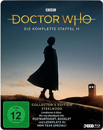 Doctor Who: Staffel 11 / Limited Steelbook