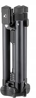 Velbon トラベル三脚 ULTREK UT-43 6段 ウルトラロック 脚径24mm 小型 自由雲台 (トルク調整対応) コマ止め方式 クイックシュー対応 アルミ脚 324160