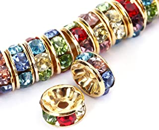 rondelle spacer beads wholesale
