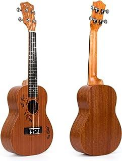 Ukulele Concert Size 23 Inch Ukelele 18 Fret Uke Hawaii Guitar From Kmise