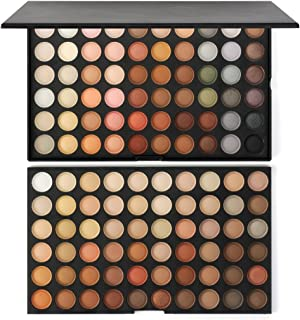 Youngman 120 Colour Eyeshadows Eye Shadows Blush Two Palette Makeup Kit Set Make up Boxed Fr